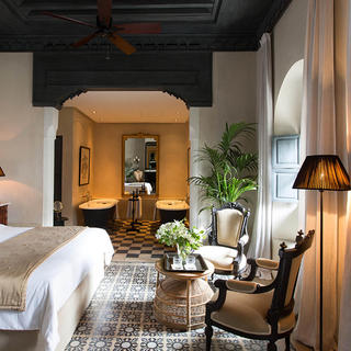 Luxurious authenticity at the Riad de Tarabel