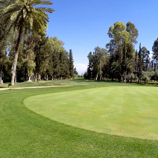 Marrakech, a new bright star in the golfing world