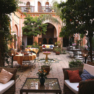 Riad Amina, a peaceful oasis in the heart of the medina