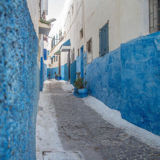 The Oudayas Kasbah: a city within a city