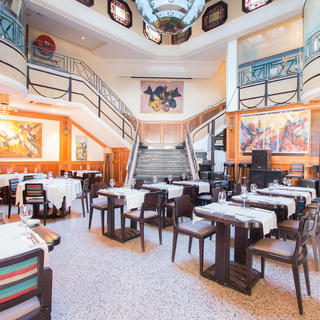 Le Grand Comptoir: a brasserie like you find in Paris