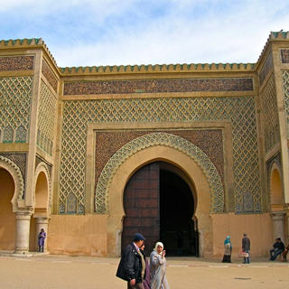 Meknes: the imperial capital of the Alawite dynasty