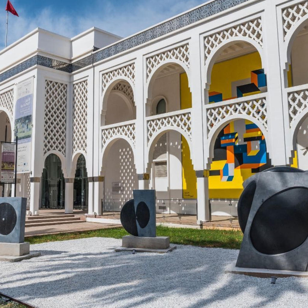 Mohammed VI Museum: the first museum of contemporary Moroccan art