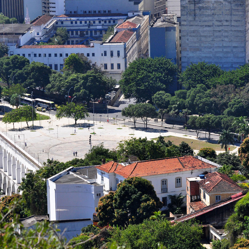 Arcos da Lapa and its stunning architecture