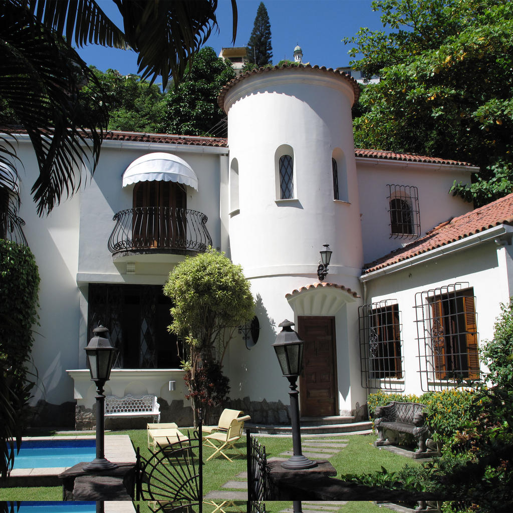 Casa Beleza: the former home of the governor