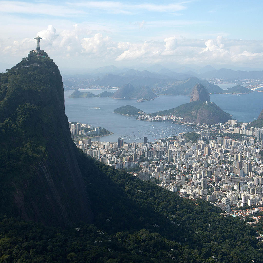 Cristo Redentor: a wonder of the world