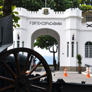 Copacabana Fort: unusual vestige of Brazilian history