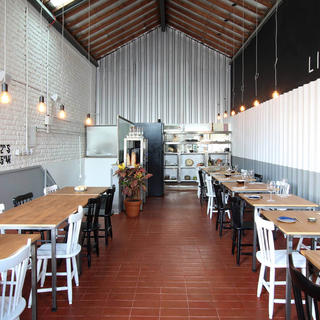 Lilia Restaurante, Rio's beautiful surprise