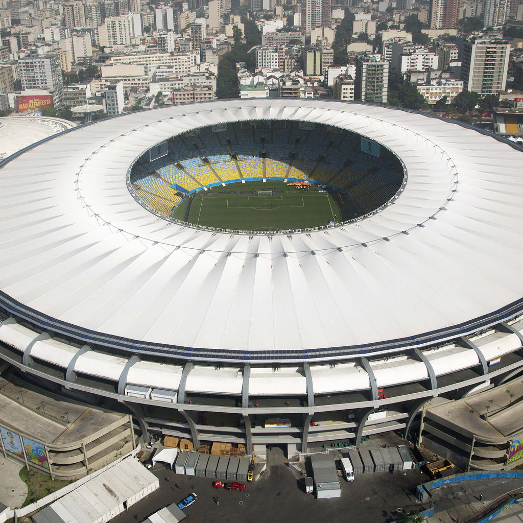 Maracanã: the mythical stadium of Rio