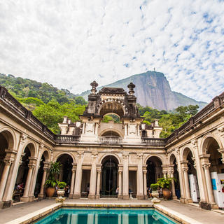 Parque Lage: a luxurious walk
