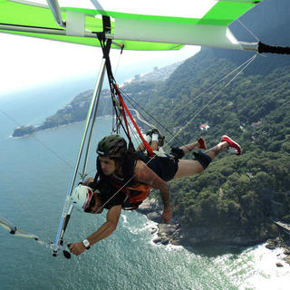 Pedra Bonita mountain: athletic paradise
