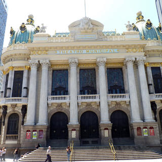 Theatro Municipal: a temple of culture and music