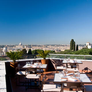 Dolce Vita at the Sofitel Rome Villa Borghese Hotel