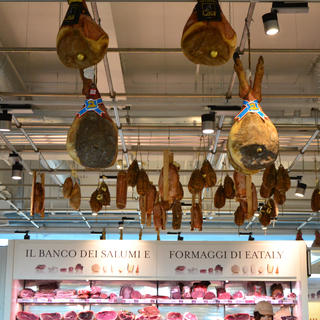 Eataly: the belly of Rome