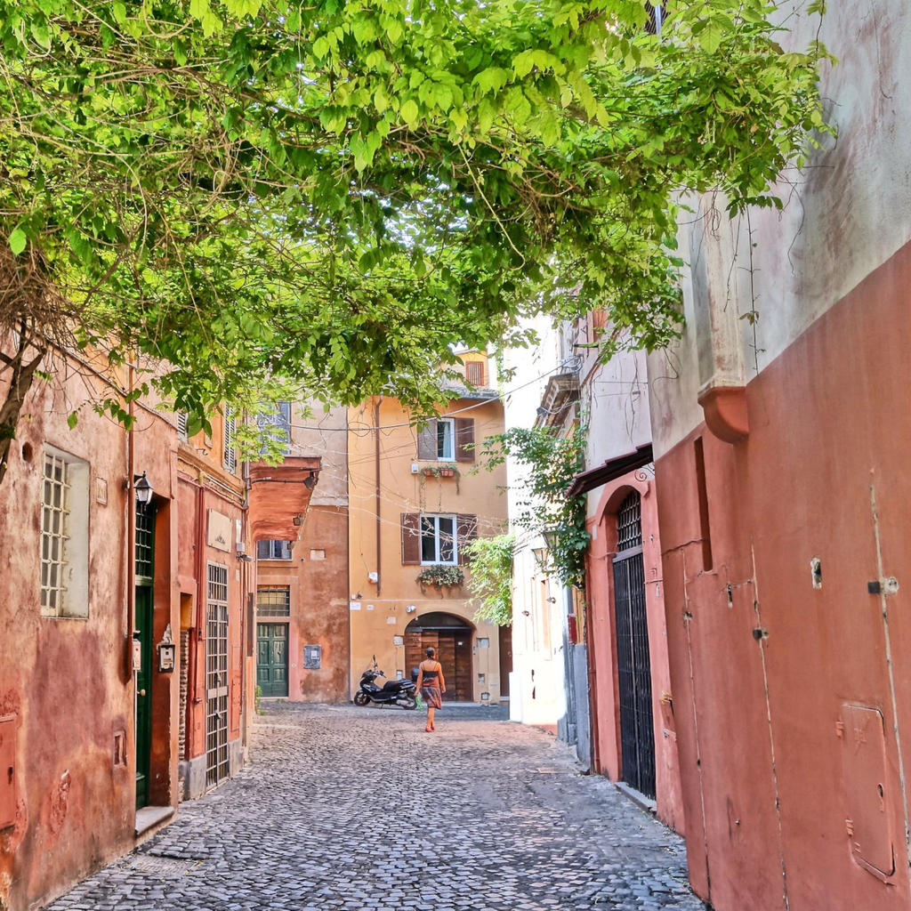 Trastevere: taking Rome's pulse