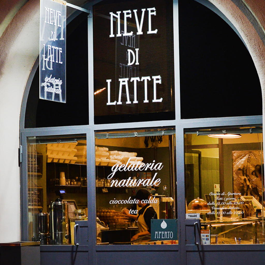 Neve di Latte: the best ice cream in Rome