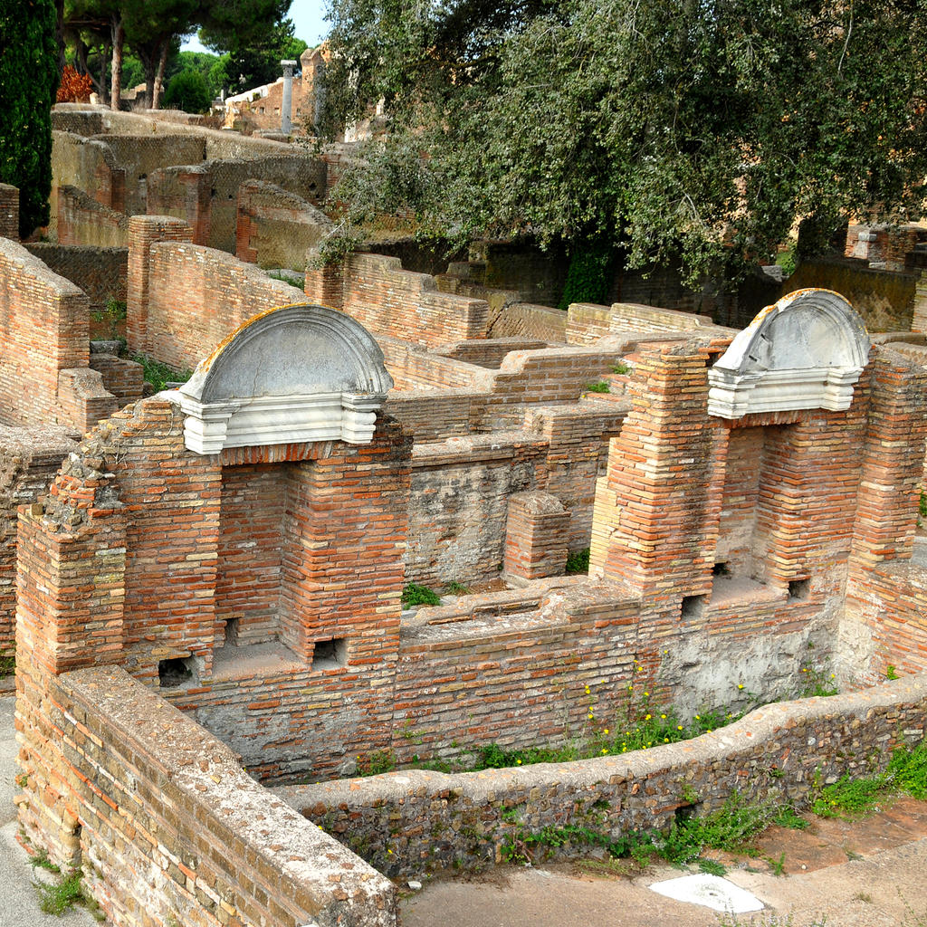 Ostia Antica: the Pompeii of Latiumazio