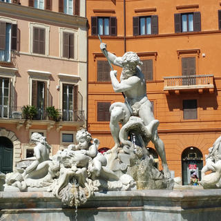 Piazza Navona: more than a square, a theater