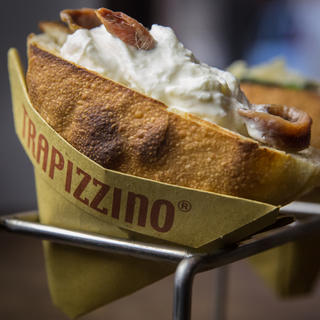 Trapizzino, a cone of pleasure