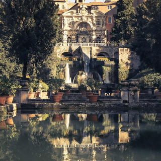 Hadrian's Villa and Villa d'Este, a lovely excursion