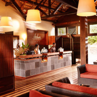 Iloha Seaview Hotel, at the heart of Réunion nature