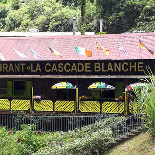 La Cascade Blanche, Creole restaurant surrounded by nature