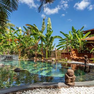 Escape to the Lodge Roche Tamarin & Spa