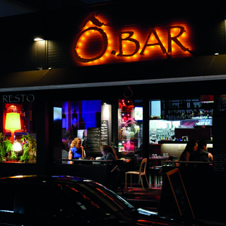 Ô Bar, an essential stop on Réunion's nightlife scene