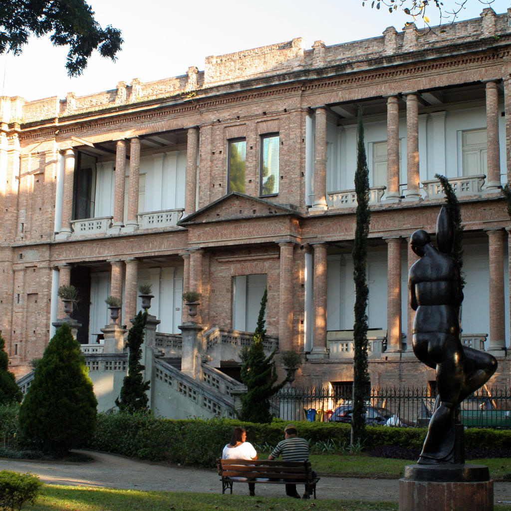 The Pinacoteca: the Brazilian Louvre