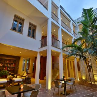Billini Hotel: a designer address in the colonial neighbourhood