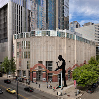 Explore the collections of Seattle Art Museum