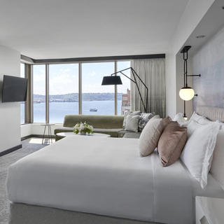Loews 1000, rooms with a bird's eye view of the Pacific Ocean