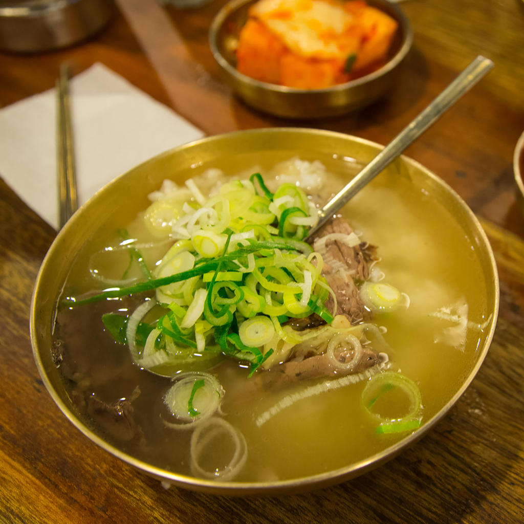 Hadongkwan: six decades of sincere and delicious cuisine