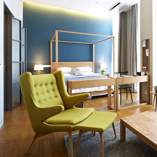 Hotel La Casa: a sparklingaddress close to the bustle of Gangnam