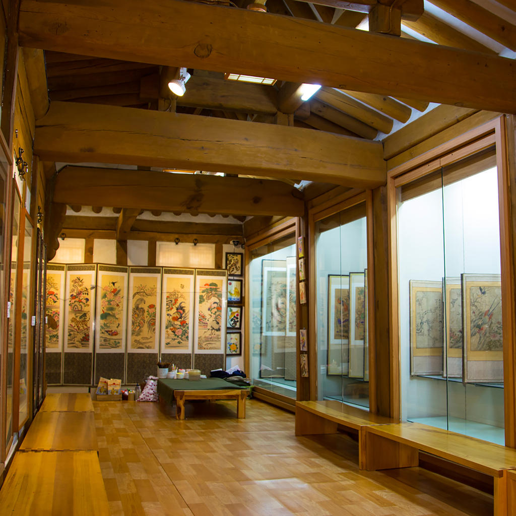 Gahoe Museum: voyage to ancient Korea