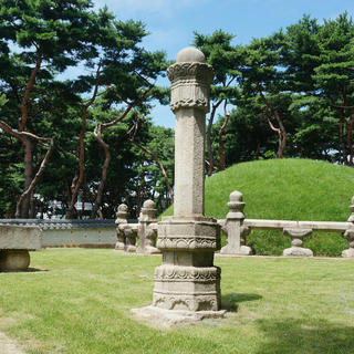 The Seonjeongneung burial grounds: UNESCO World Heritage Site