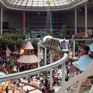Lotte World: dive into the heart of a magical bubble
