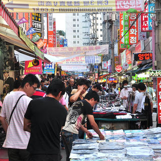 Namdaemun: the market for bargain hunters