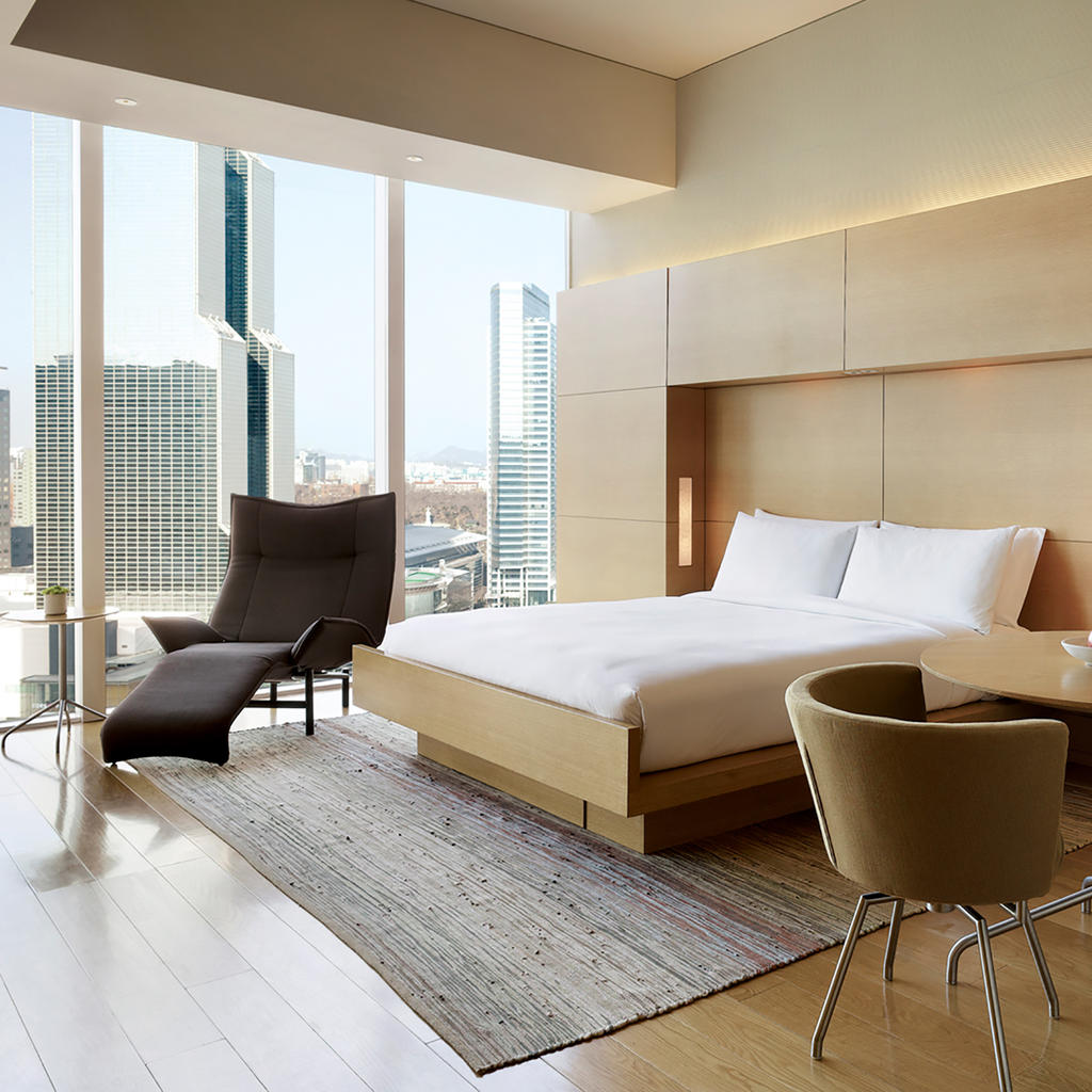 Park Hyatt Seoul: for a perfect stay