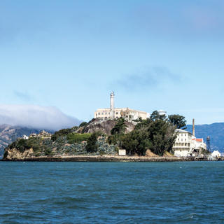 Alcatraz: the prison across the bay