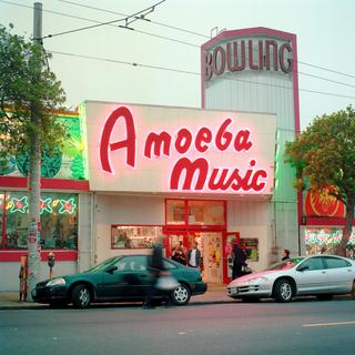 Amoeba: the temple of music