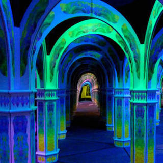 Psychedelic adventure at Magowan's Infinite Mirror Maze