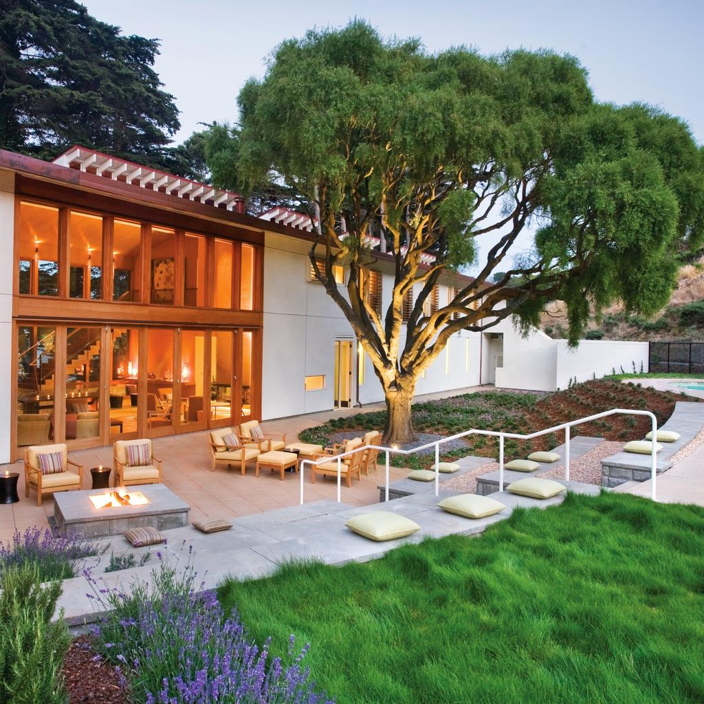Cavallo Point Lodge: Yoga and Kung Fu in Sausalito