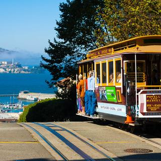 Discover the city differently aboard the cable cars