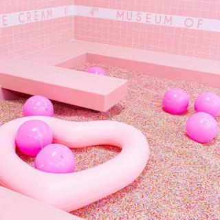 Fantaisie assumée au Museum of Ice Cream