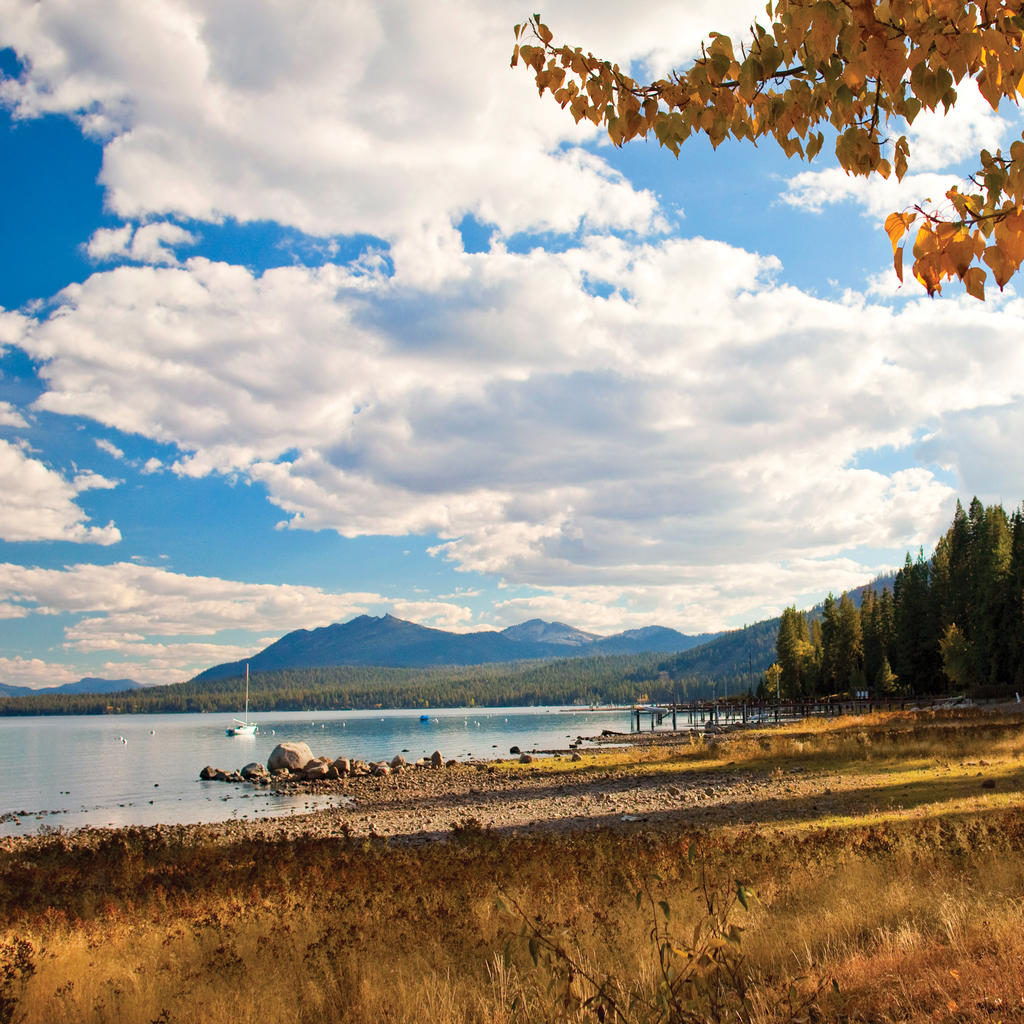 Lake Tahoe: a weekend in the green