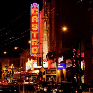 The Castro Theatre, more than a neighbourhood cinema
