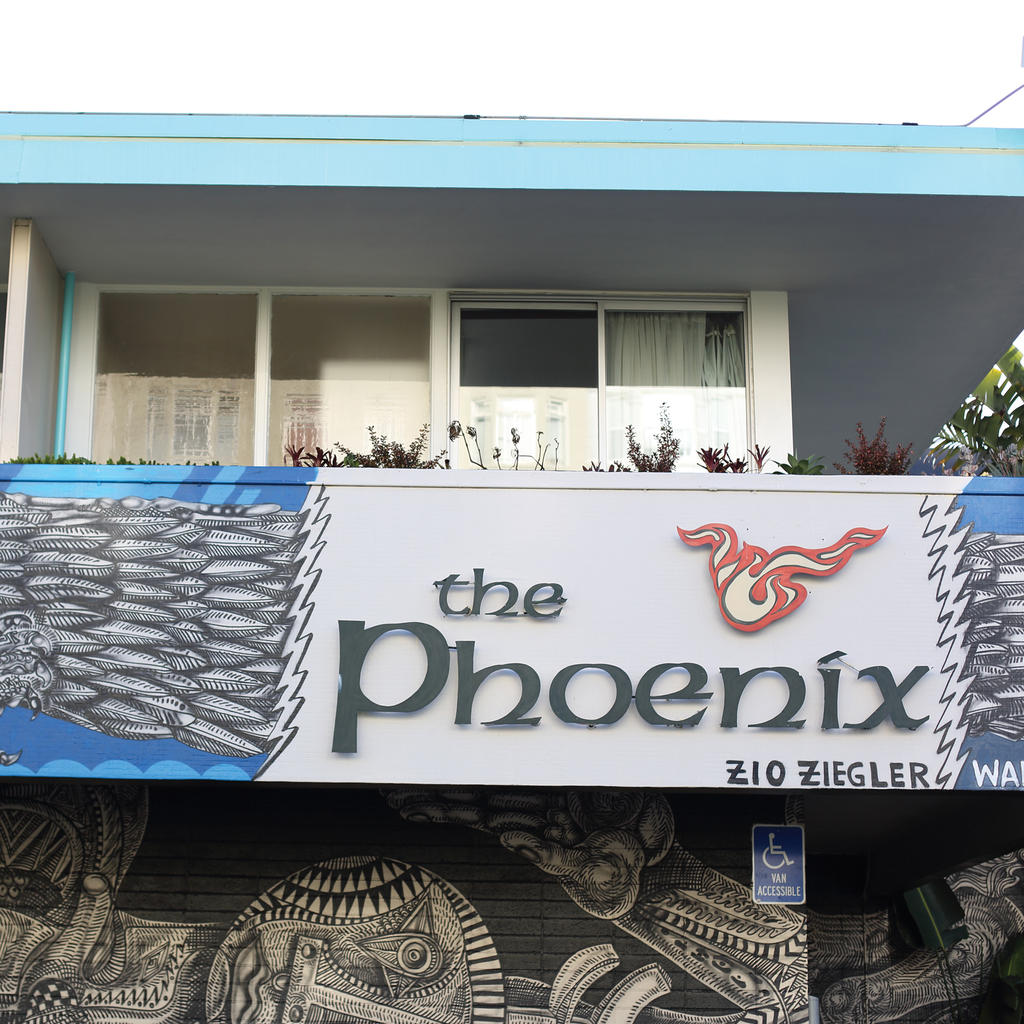 Phoenix Hotel: the rock 'n' roll attitude