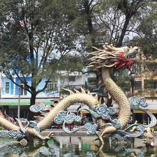 Cholon: the Chinatown of Ho Chi Minh City