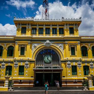 Saigon Central Post Office: authentic charm by mail